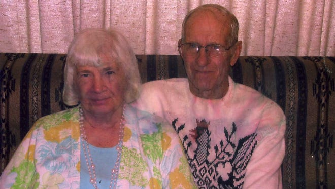 Lloyd and Phyllis Grogg