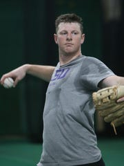 Colorado Rockies All-Star DJ LeMahieu goes through