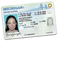 michigan drivers license renewal by mail