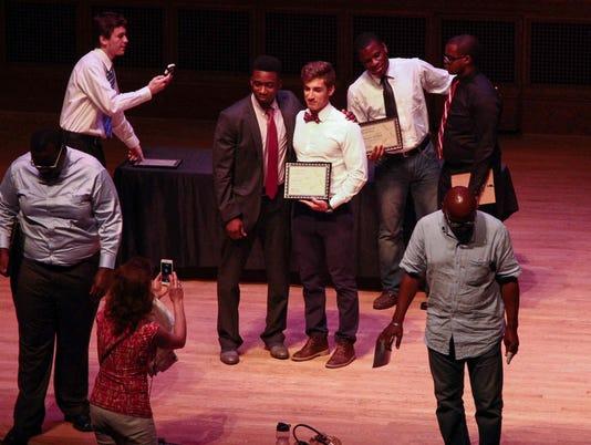 Delaware College Scholars graduates 120 Students