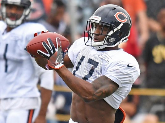 5 Bears who are having a strong preseason on offense