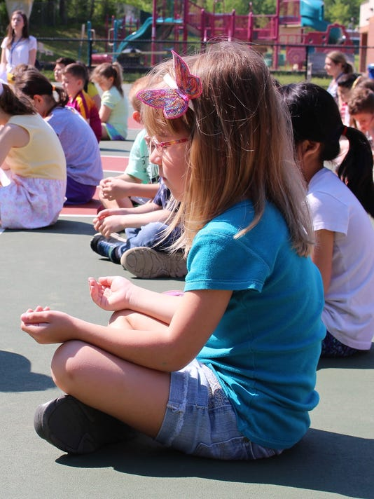 Mindfulness at Woodland School