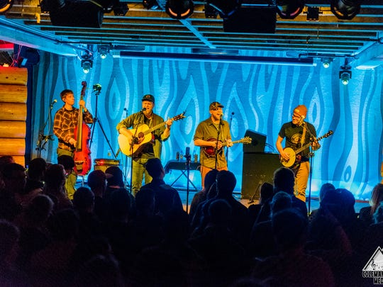 Portland bluegrass band Cascade Crescendo live at The Gov Cup, 9 to midnight Friday, March 23, The Governor's Cup Coffee Roasters, 471 Court St. NE, Salem. No cover.