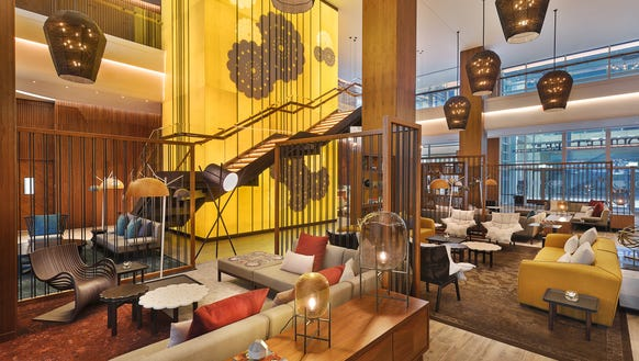 The DoubleTree by Hilton Dubai - Business Bay is one