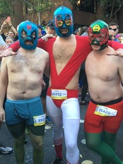 Most runners come in costume to the annual Bay to Breakers