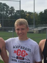 Wapahani's Evan Galbraith.
