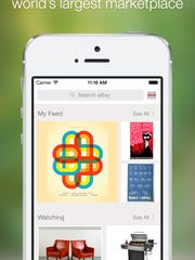 Bid, buy, and sell on eBay and its redesigned app for