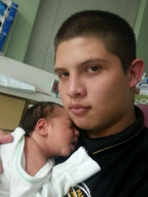 Josue Trinidad, of Thousand Oaks, drowned after being swept away by a swollen creek on Feb. 17.