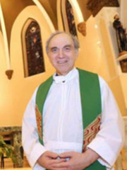 The Rev. Michael Guglielmelli, former pastor of St.