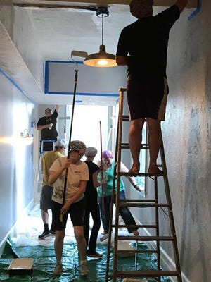 The co-owners of Escape Confusion, on the third floor at 12 Carlisle St., are planning to open their escape room sometime in August.