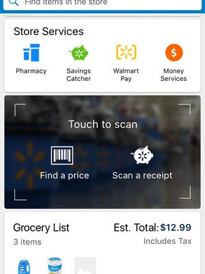 Store Assistant  will encompass several new features for Walmart shoppers
