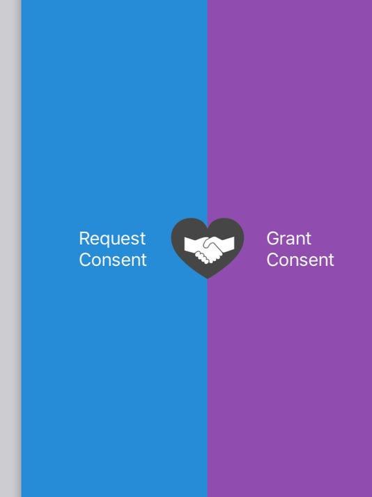 uConsent app screenshot