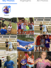 Waldo Photos gives parents an easy way to see what kids are doing at camp. Three camps in WNC are using the technology.