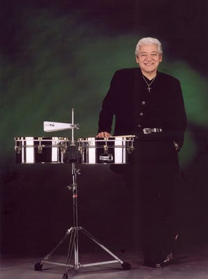 Percussionist Pete Escovedo will perform with the Latin Jazz All Stars at Music Hall.