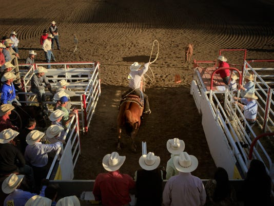 California Rodeo Friday