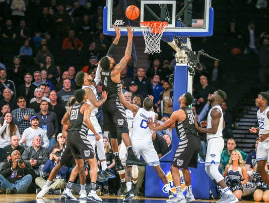NCAA Basketball: Big East Conference Tournament-Seton Hall vs Butler