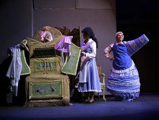 'Beauty and the Beast' is on stage at Springhouse Worship