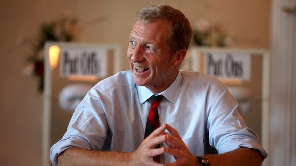 Billionaire environmentalist Tom Steyer