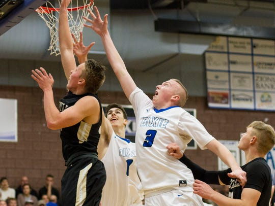 Dixie High basketball takes on Desert Hills Friday,