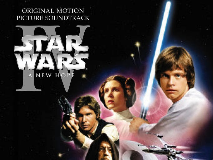 A look back at the original 'Star Wars' trilogy, starting