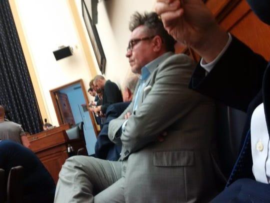 Undated photo of Rinat Akhmetshin, the Russian lobbyist
