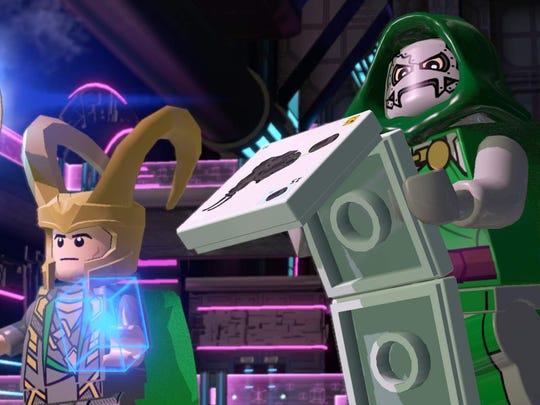 LEGO Marvel - d