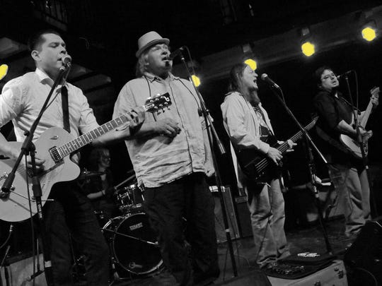 Gary Farmer and the Troublemakers has an all-star lineup of Native musicians, and perform throughout the United States and Canada.
