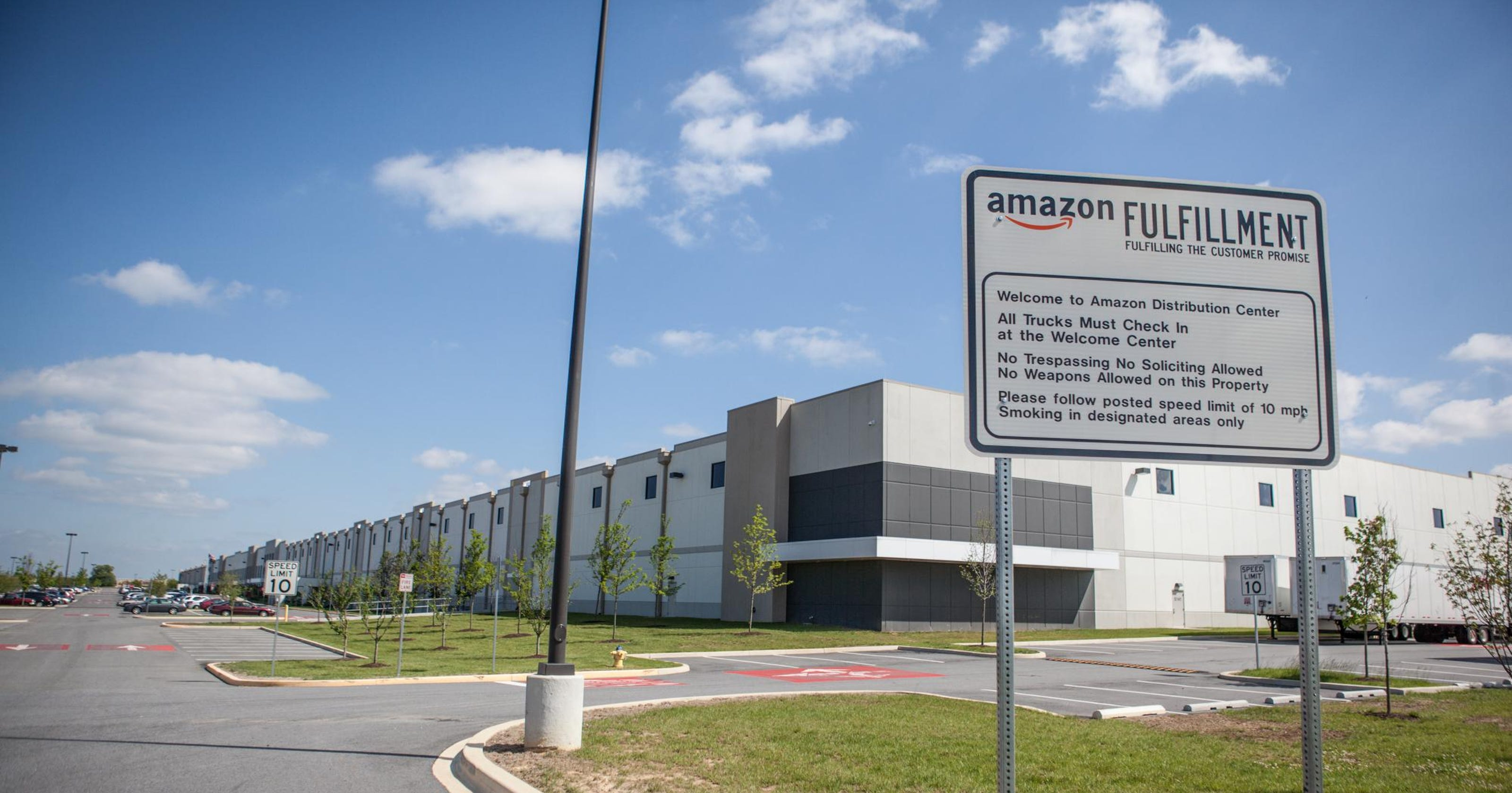 Amazon to add 500 jobs in Middletown