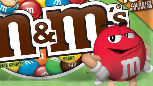 M&M'S Crispy Milk Chocolate Candies are back after 10 years.