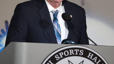Rick Cleveland honored to join Mississippi Sports HOF