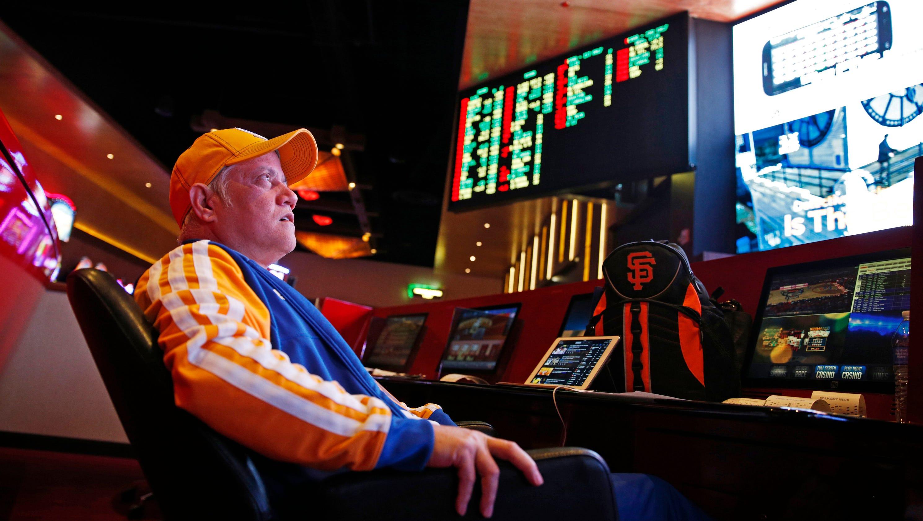 Gambling sports