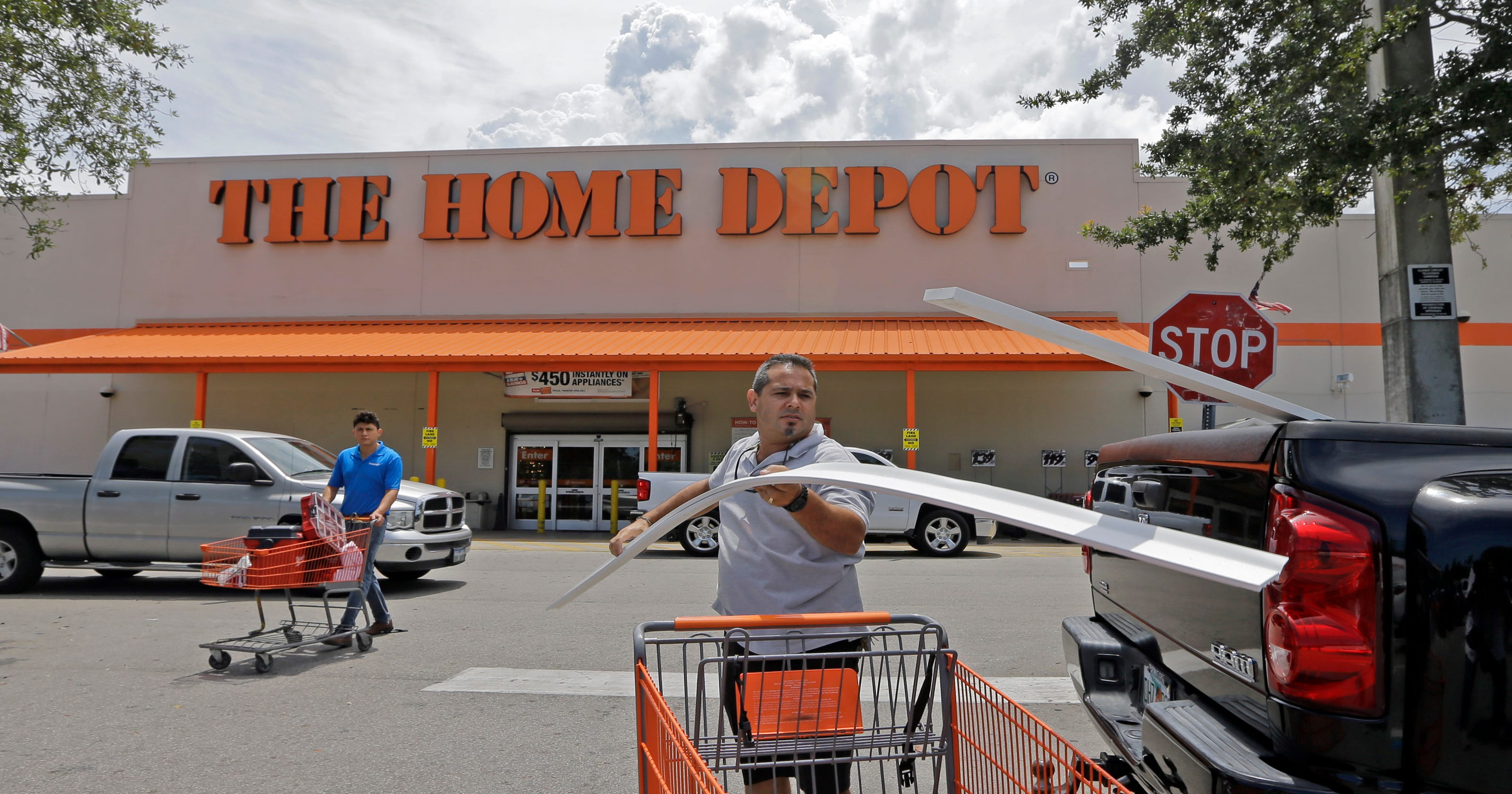 Exclusive: Home Depot to donate $50M to train construction