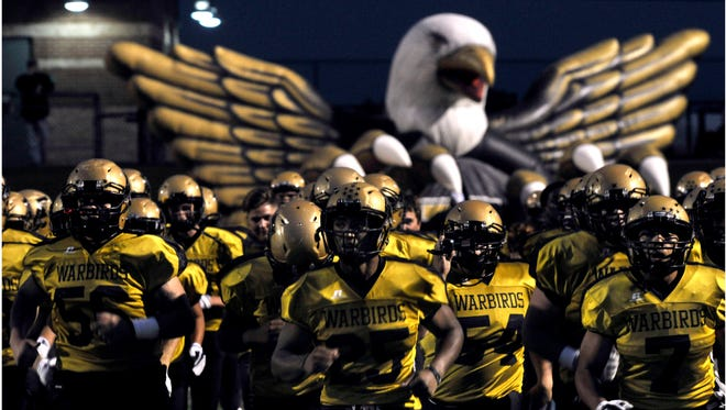 The Abilene High School Eagles take the field Friday night in Amarillo, while Cooper and Wylie begin their 2018 seasons at home. Most Abilene-area teams are in action for the first time.