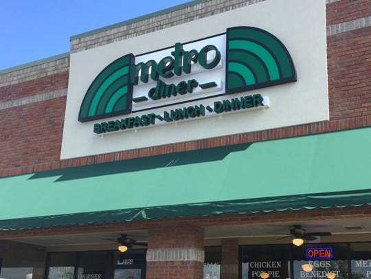 The Metro Diner location in the Clearwater Crossing shopping center at 3954 East 82nd St. remains open.