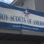 Lake flooding couldn't sink Boy Scout fishing tournament