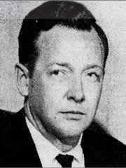 Les Dawson during his time as executive administrative