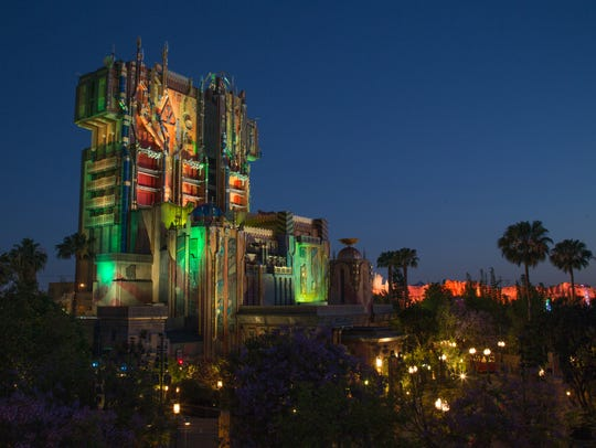 A new Marvel-themed land is planned at Disney California