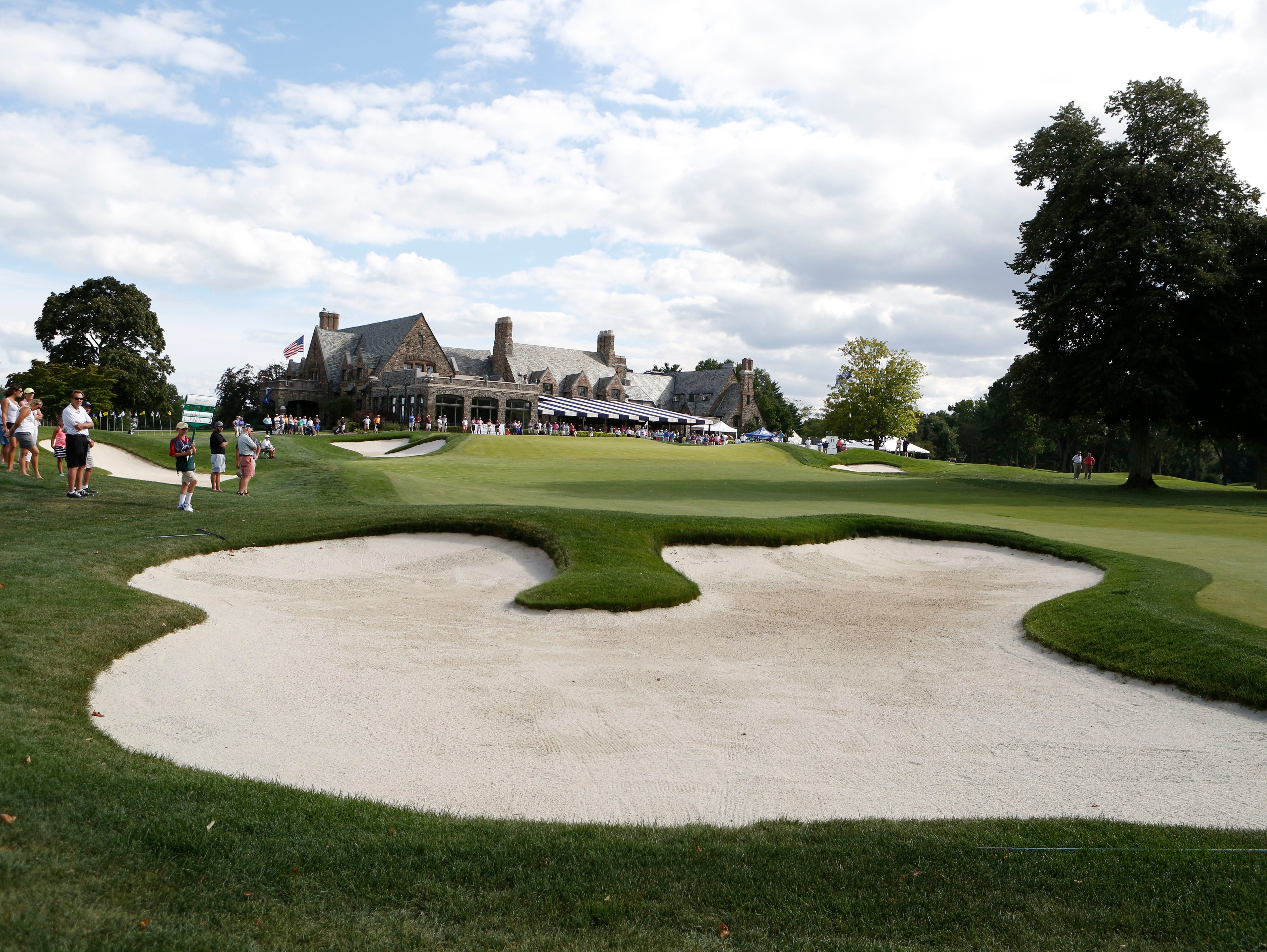 Winged Foot will be hosting the second U.S. Amateur Four-Ball Championship in May.