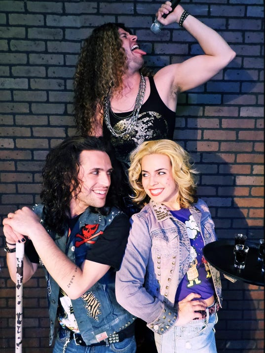 ROCK OF AGES PRESS PHOTO
