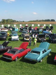 Enjoy a car, truck and motorcycle show at Hewitt Recreational