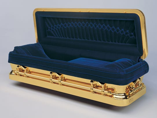 The Promethean, made by Batesville Casket Company,