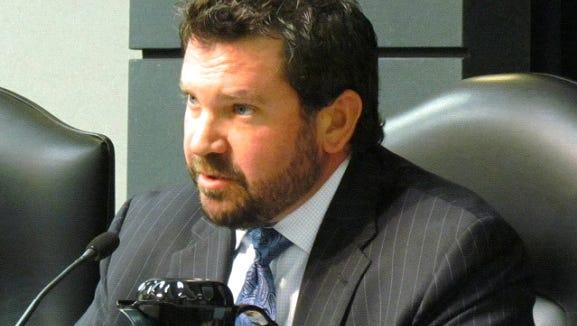 Dan Damman, Marysville mayor.