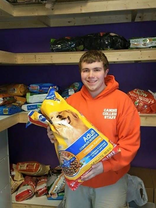 2 FRM pet food pantries