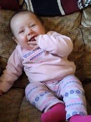 Kairii was 5 months old.