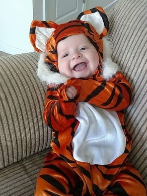 baby halloween costumes more snuggly than scary