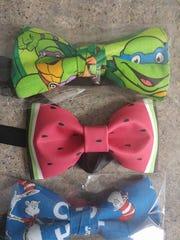 Chris Ulmer has always worn bow ties and suspenders.