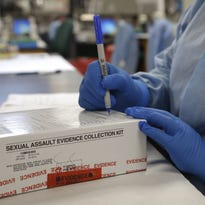 Hundreds of rape kits untested despite Wisconsin law that required DNA analysis
