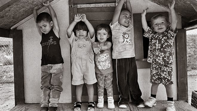 Children play in the Cuidanado Los Niños Preschool in Albuquerque in 2001. There is emerging consensus around the country and the world that economic development and early childhood education go hand in hand. And nowhere is the relationship between child well-being and economic well-being more apparent than here in New Mexico, where poverty and a troubled education system are blamed for economic morass.