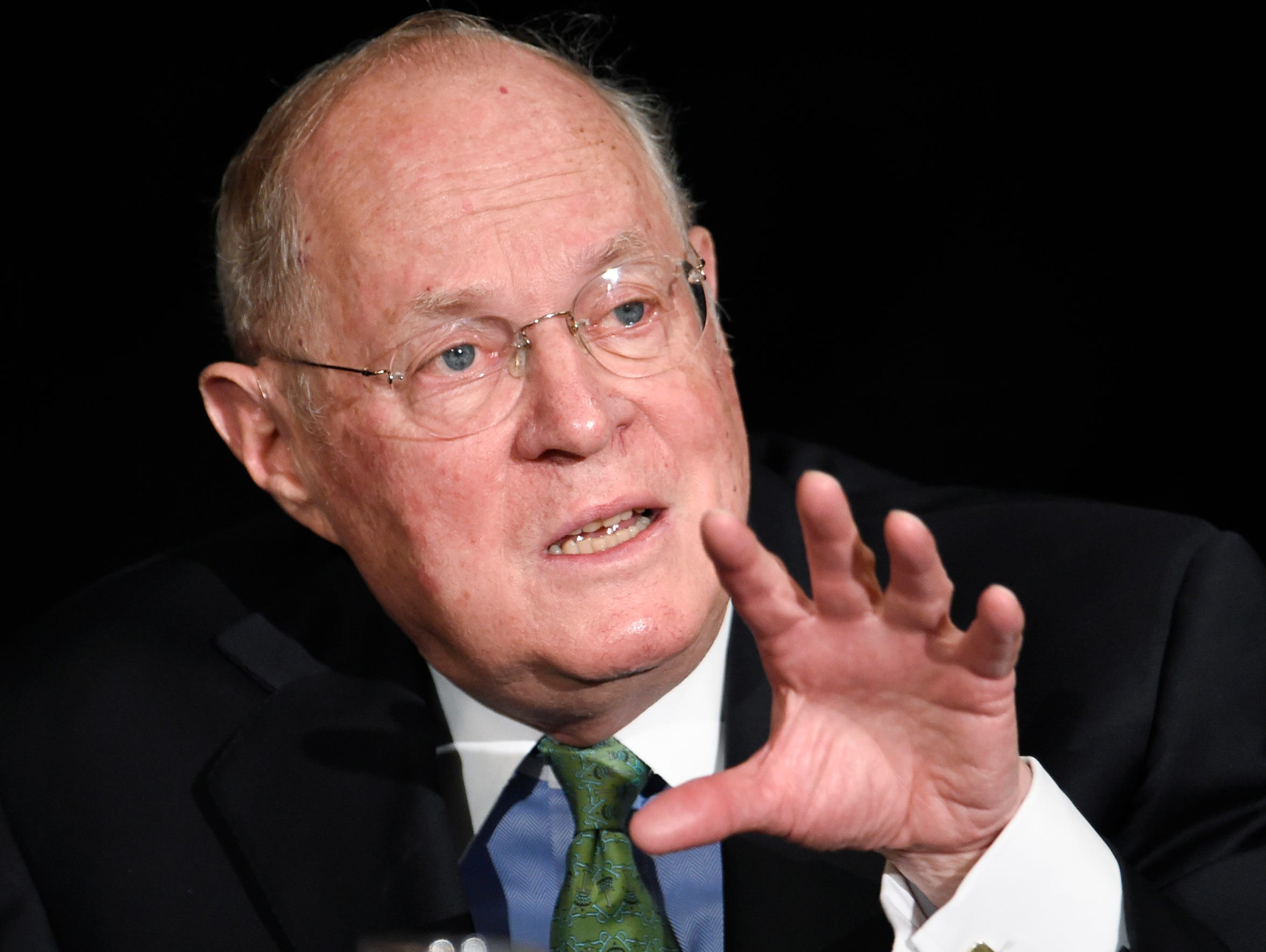 Supreme Court Justice Anthony Kennedy has cautioned