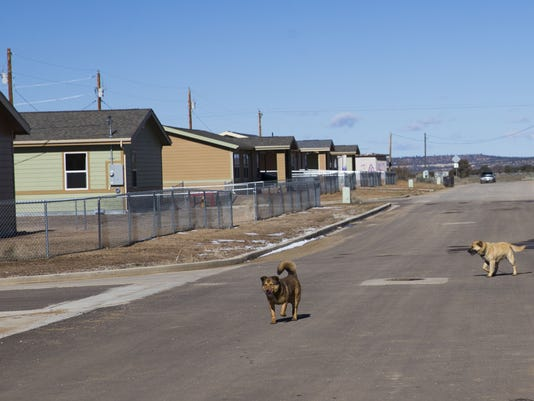 The scandal behind the Navajo housing scandal
